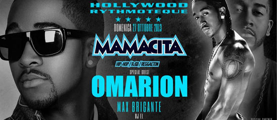 Omarion Special Live Performance