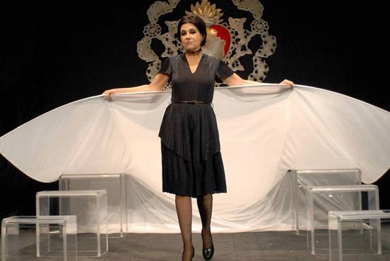 """Licia Maglietta """"Manca solo la Domenica"""" al Teatro di Cagli"""
