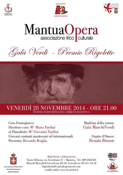 Galà Verdi – premio Rigoletto 2014