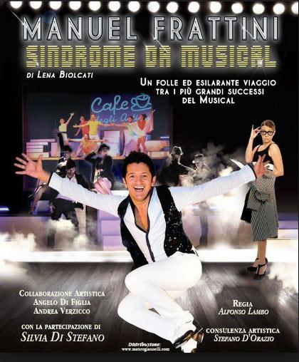 """""""Sindrome da Musical"""" al Teatro Parioli di Roma"""