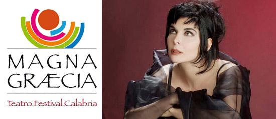 """Mariangela D'Abbraccio """"Pathos"""" al Magna Graecia Teatro Festival"""