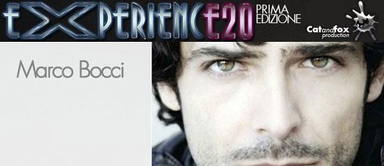 Experience 20 Marco Bocci al Palatenda I Portali