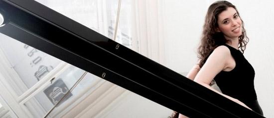 Maria Mazo pianoforte