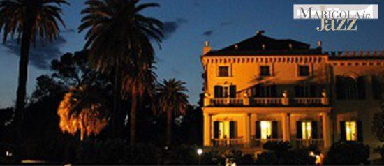 Cena con note dal vivo di professionisti jazz a Villa Marigola a San Terenzo di Lerici