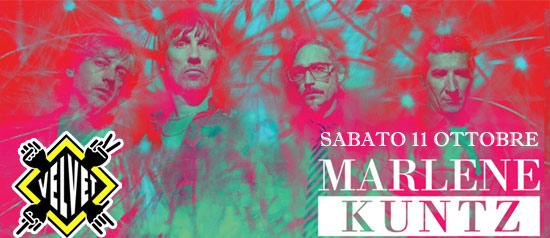 Marlene Kuntz Catartica Tour 994/014 al Velvet di Rimini