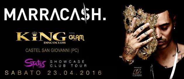 Marracash showcase tour @ King DiscoClub