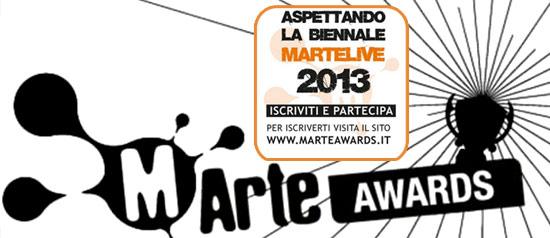 La sezione musica del MArteLive 2013 premia il talento