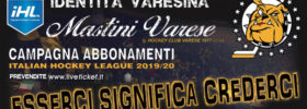 Hockey Mastini Varese