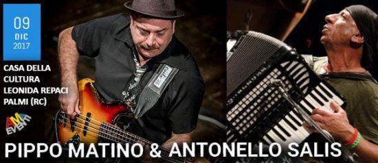 Pippo Matino & Antonello Salis alla Casa della Cultura di Palmi