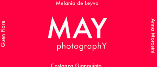 MAY photography alla Galleria 33 di Arezzo