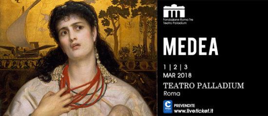 Medea al Teatro Palladium a Roma
