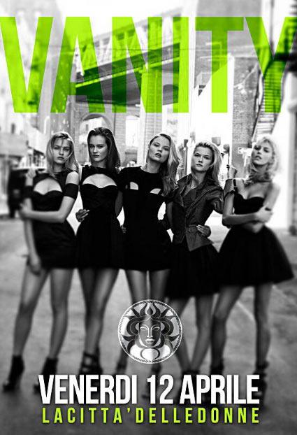 """Vanity """"la città delle Donne"""" al Medusa a San Benedetto del Tronto"""