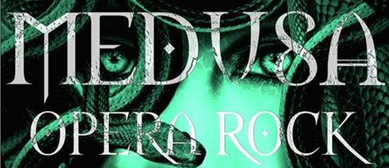 Medusa l'Opera Rock al Teatro Giulia di Barolo di Torino