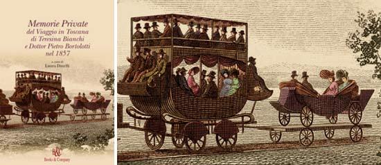 Presentazione libro Memorie Private del Viaggio in Toscana alla Biblioteca Università di Pisa