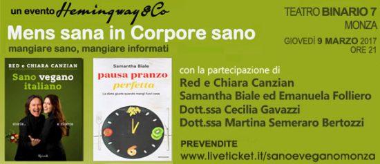 """""""Mens sana in corpore sano"""" al Teatro Binario 7 di Monza"""