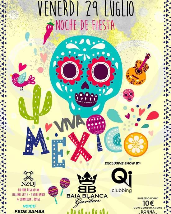 Mexico to Baia Blanca Garden a Orzinuovi