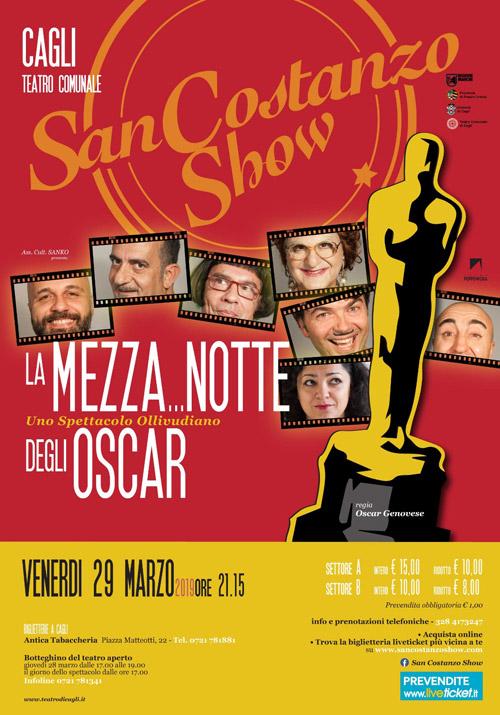 La mezza...notte degli Oscar