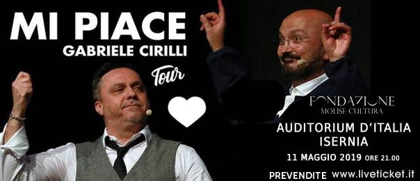 Mi Piace _ Gabriele Cirilli