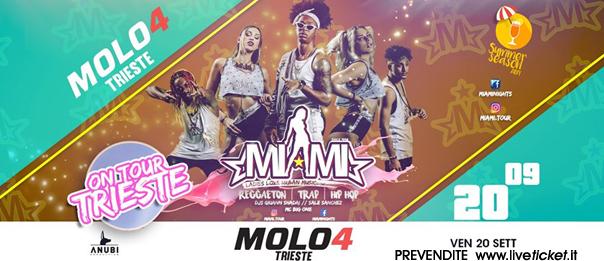 Miami al MoloIV