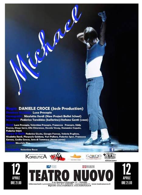 """""""Michael"""" al Teatro Nuovo di Torino"""