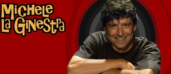 """Michele La Ginestra """"One man show"""" al Teatro Comunale di Formello"""