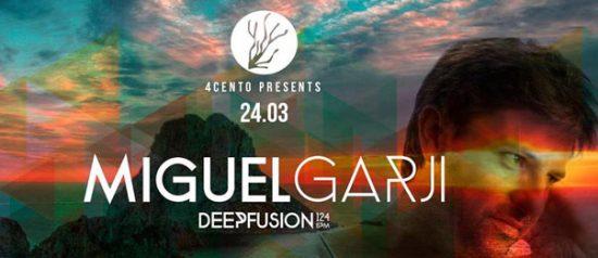 Miguel garji deep fusion ibiza global radio al for Ibiza ristorante milano