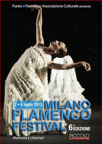 MilanoFlamencoFestival 2013 al Piccolo Teatro Studio Expo, Milano