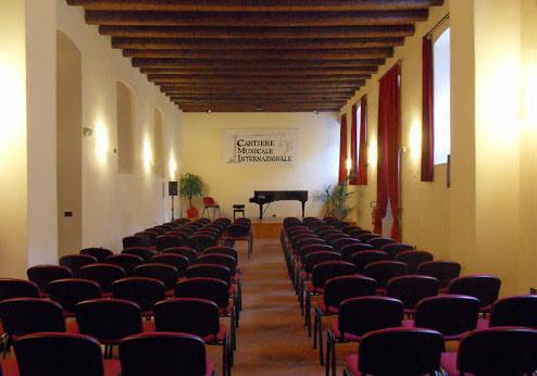 Auditorium Experimentum Mundi, Mileto (VV)