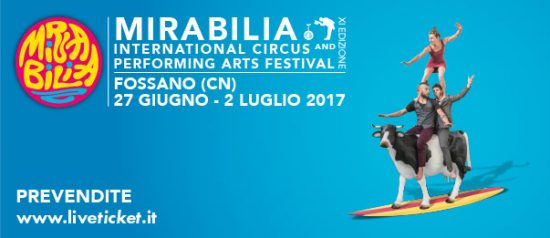 """Mirabilia Festival 2017 """"The Soul Surfers"""" a Fossano"""