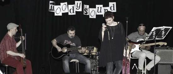 Moody Sound feat. Paola Antonelli, Fabio Pratesi e Massimo Lo Russo al Teatro Il Cantiere di Roma