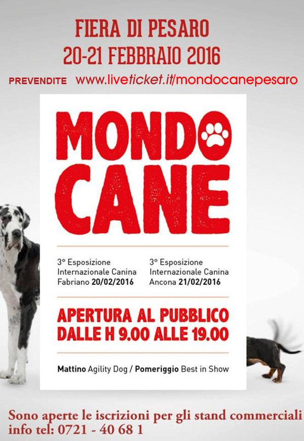 Mondocane Expo – Pesaro 2016