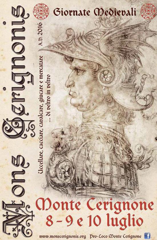 Mons Cerignonis Giornate Medievali a Monte Cerignone