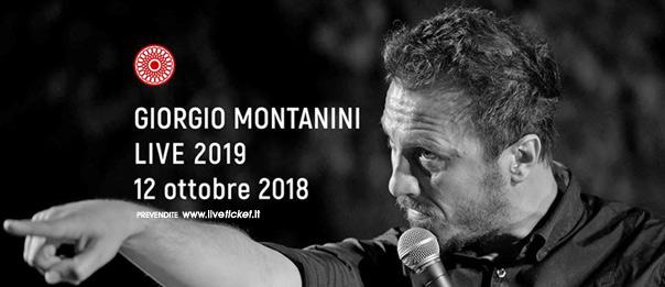 Stand up comedy - Giorgio Montanini al Teatro Comunale di Cagli