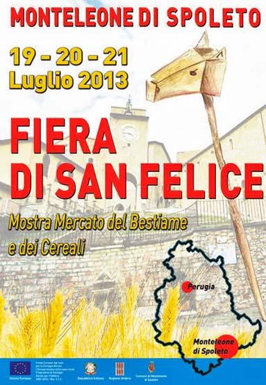 Fiera di San Felice a Monteleone di Spoleto