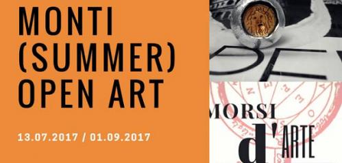 Monti ( Summer ) Open Art al Rione Monti a Roma