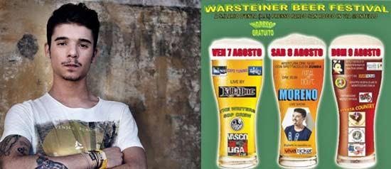 Warsteiner Beer Festival a Sant'Ilario d'Enza