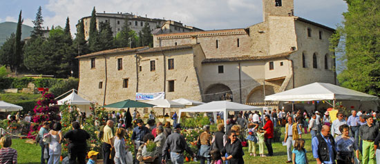 """Primavera in Valnerina"" Mostra-Mercato a Castel San Felice"