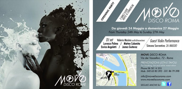 MOVE Opening Party