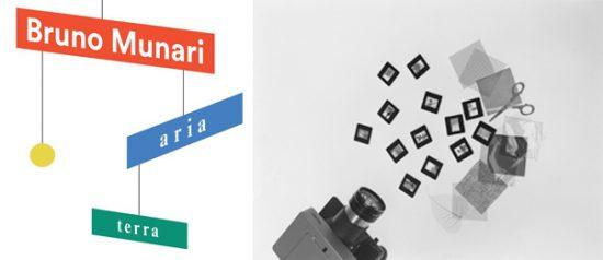 Bruno Munari: aria | terra al Palazzo Pretorio di Padova