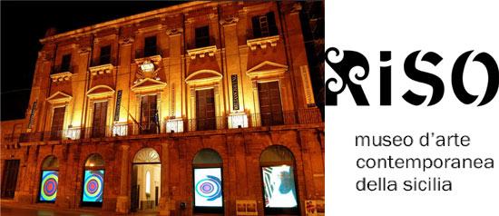 Palazzo Riso, Museo Regionale d'Arte Contemporanea della Sicilia, Palermo