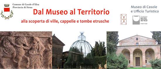 Dal museo al territorio a Casole d'Elsa