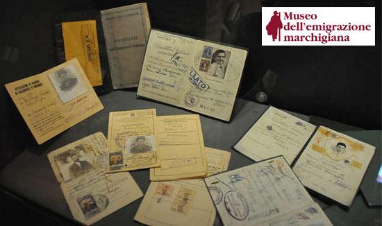 Museo dell'Emigrazione Marchigiana a Villa Colloredo Mels di Recanati
