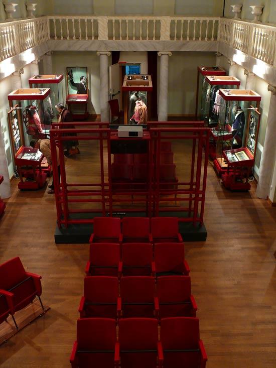 Teatro Persiani Recanati (AN)