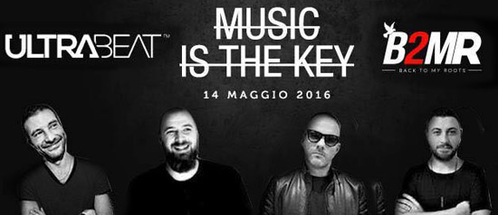 Music is the key al Ultra Beat a Monteforte Irpino