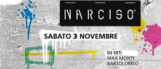 Narciso Saturday a Portoverde, Misano