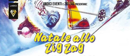 90's Christmas Party al Zig zag cafè di Porto Ercole