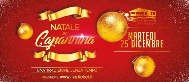 Natale 2018 a La Capannina di Franceschi di Forte dei Marmi