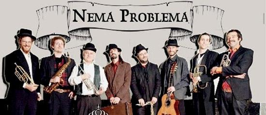 Balkan Beat Party with Nema Problema! Orkestar & dj Stoner