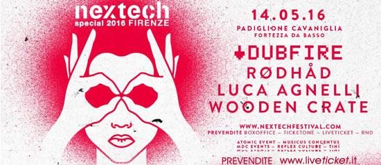 Nextech Special 2016 alla Fortezza da Basso di Firenze