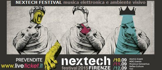 Nextech Festival Firenze 2015